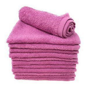 Towels Luxury Cotton Washcloths (12 Pack,12 x 12)
